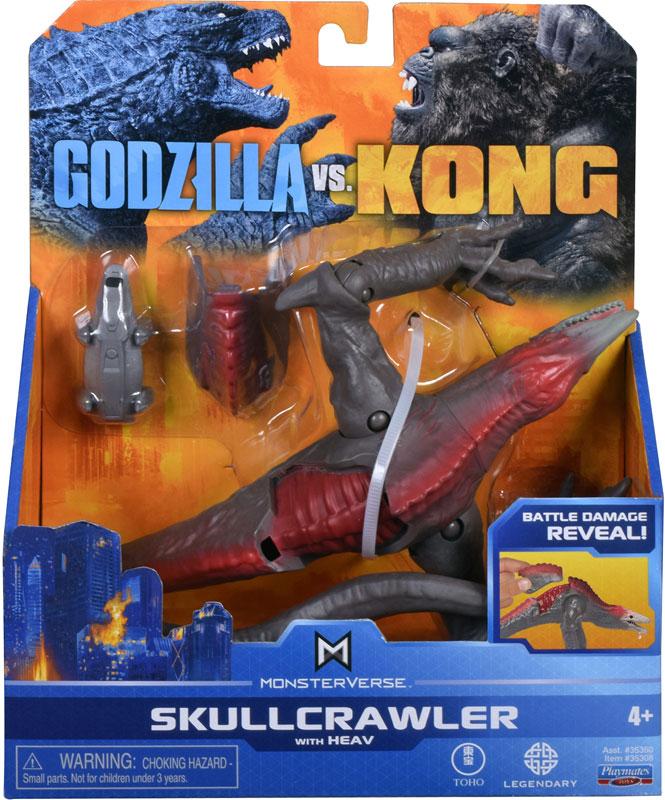 Wholesalers of Monsterverse Godzilla Vs Kong Hollow Earth Monsters Skull Cr toys