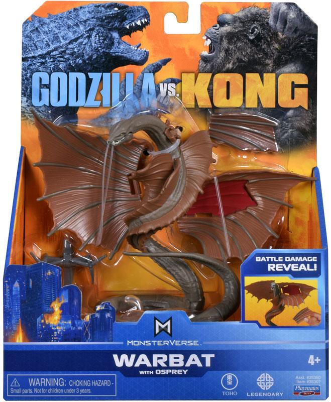 Wholesalers of Monsterverse Godzilla Vs Kong Hollow Earth Monsters Warbat toys