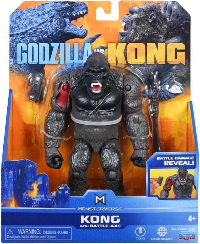Wholesalers of Monsterverse Godzilla Vs Kong King Kong- Axe toys