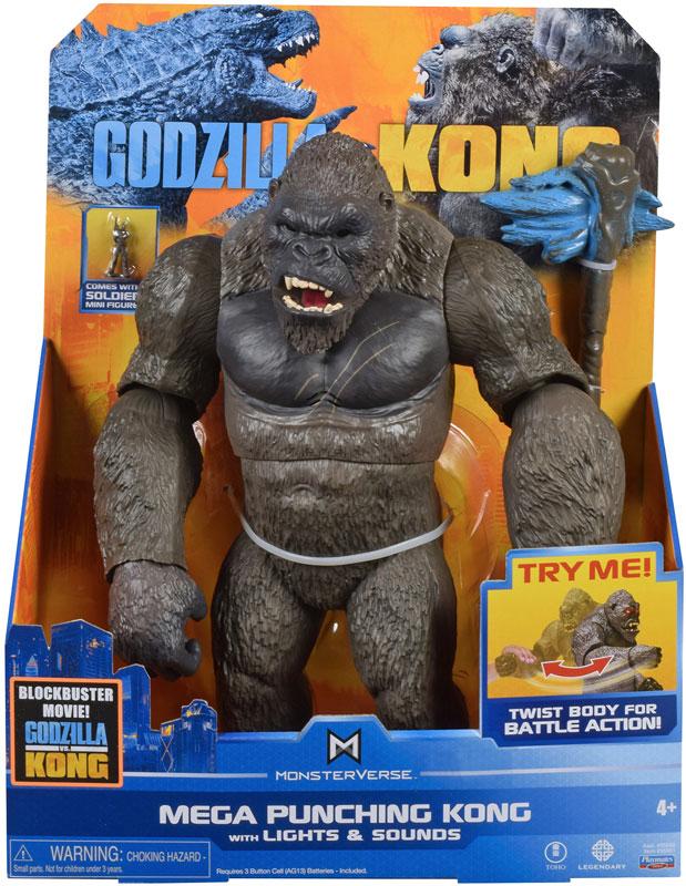 Wholesalers of Monsterverse Godzilla Vs Kong Mega Figure - Mega Kong toys