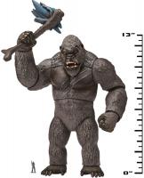 Wholesalers of Monsterverse Godzilla Vs Kong Mega Figure - Mega Kong toys image 3