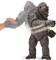 Wholesalers of Monsterverse Godzilla Vs Kong Mega Figure - Mega Kong toys image 4