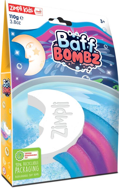 Wholesalers of Moon Baff Bombz - 110g toys