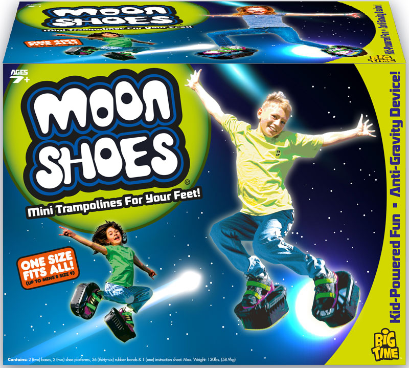 Wholesalers of Moon Shoes toys
