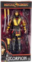Wholesalers of Mortal Kombat 2 - Scorpion toys image