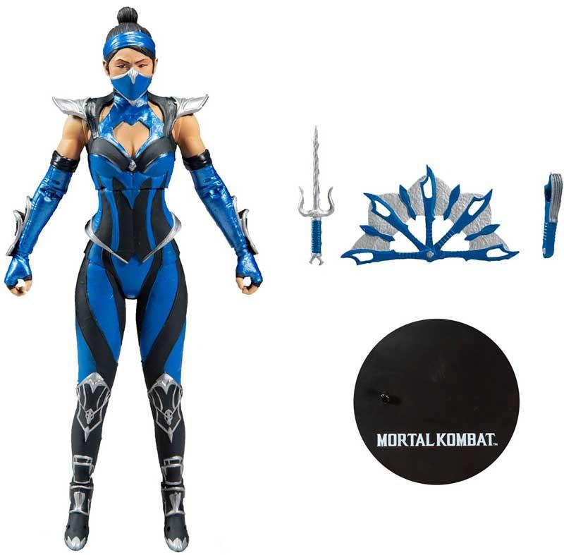 Wholesalers of Mortal Kombat 3 - Kitana toys