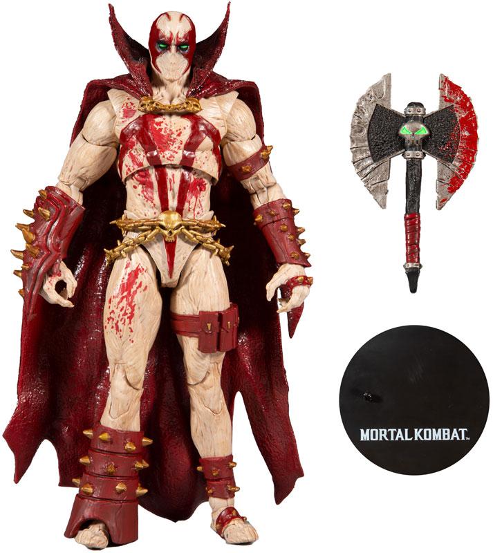 Wholesalers of Mortal Kombat 4 - Spawn - Bloody toys