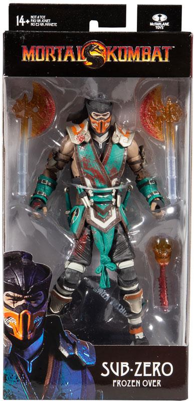 Wholesalers of Mortal Kombat 4 - Sub Zero - Bloody toys