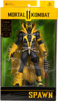 Wholesalers of Mortal Kombat 7in - Spawn Curse Of Apocalypse toys image