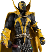 Wholesalers of Mortal Kombat 7in - Spawn Curse Of Apocalypse toys image 5