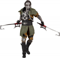 Wholesalers of Mortal Kombat 7in Figures Wv6 - Kabal toys image 5