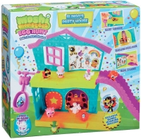 Wholesalers of Moshi Monsters Egg Hunt Blingos Party House Playset toys image