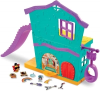 Wholesalers of Moshi Monsters Egg Hunt Blingos Party House Playset toys image 3