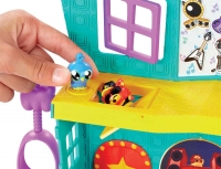 Wholesalers of Moshi Monsters Egg Hunt Blingos Party House Playset toys image 6