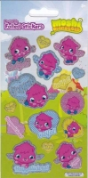 Wholesalers of Moshi Monsters Poppet Stickers toys image