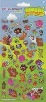 Wholesalers of Moshi Monsters Stickers Lrg toys image
