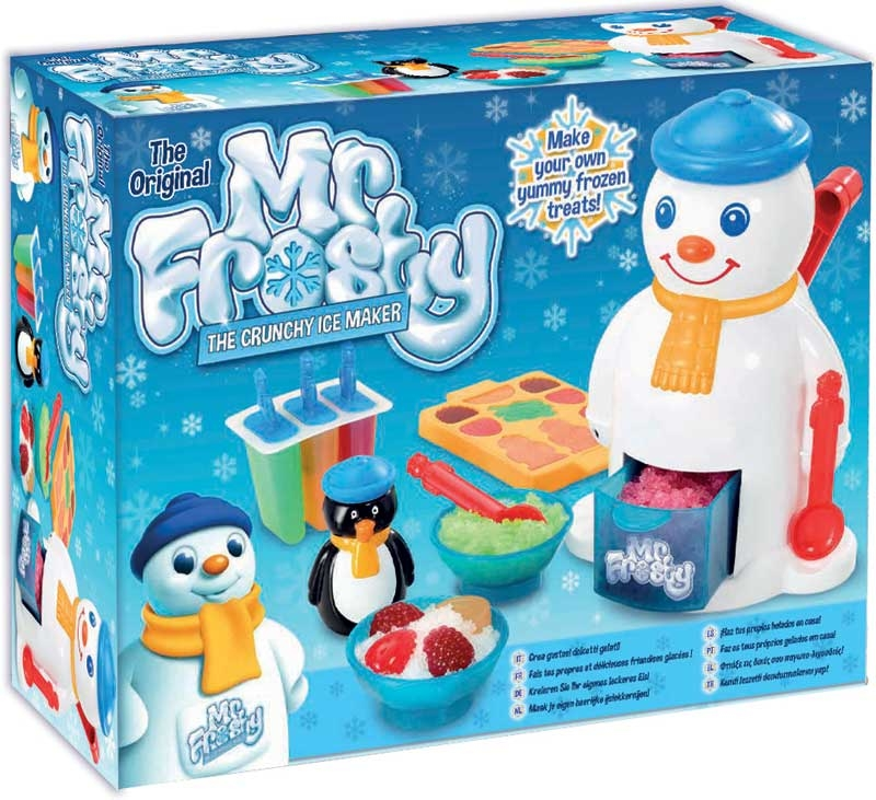 Wholesalers of Mr Frosty The Crunchy Ice Maker toys