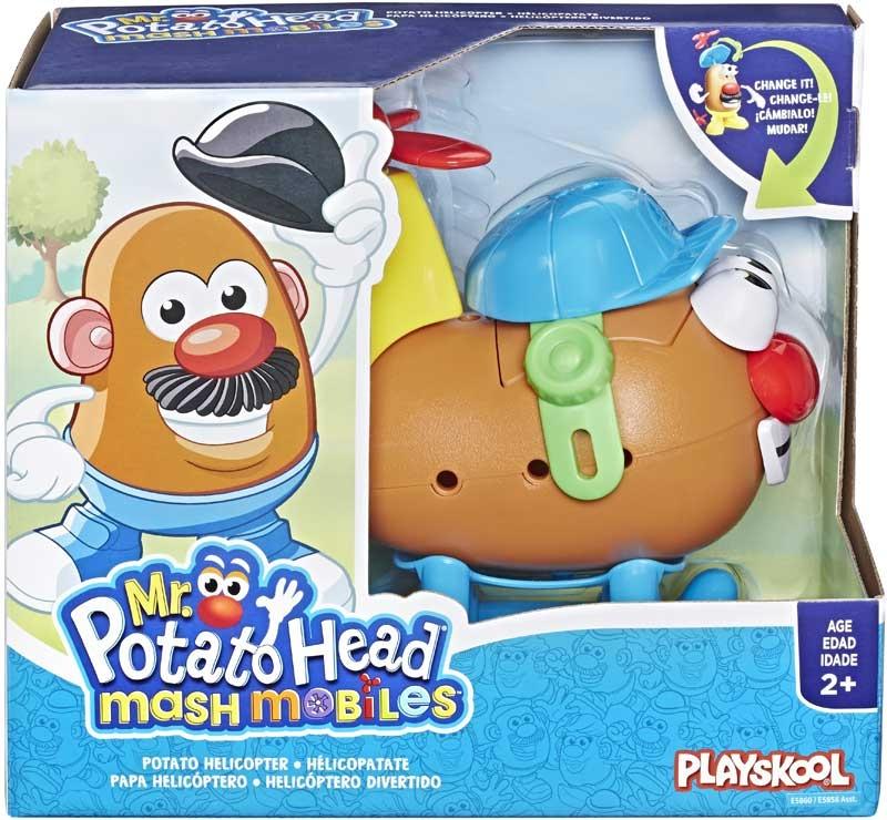 Wholesalers of Mr Potato Head Plane Copter Asst toys