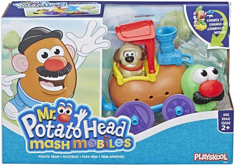 Wholesalers of Mr Potato Head Potato Train toys