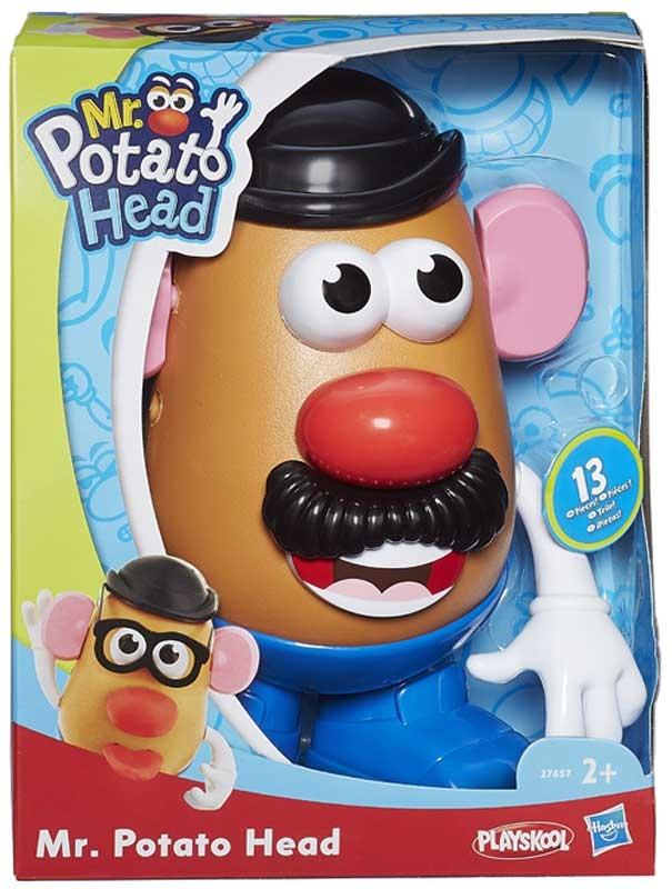 Wholesalers of Mr Potato Head toys