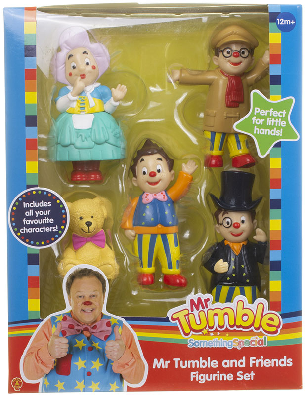 Wholesalers of Mr Tumble And Friends Figurine Set toys