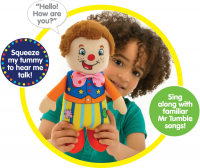 Wholesalers of Mr Tumble Talk And Sing Soft Toy toys image 4