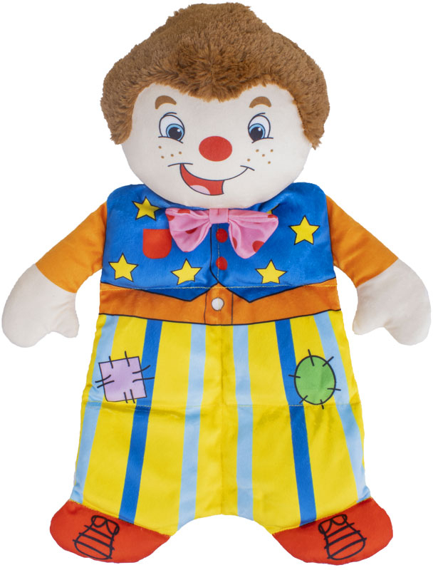 Wholesalers of Mr Tumble Weighted Calming Companion - Swing Ticket toys