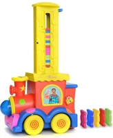 Wholesalers of Mr Tumbles Domino Train toys image