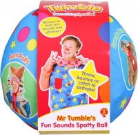 Wholesalers of Mr Tumbles Fun Sounds Spotty Ball toys image