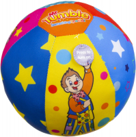 Wholesalers of Mr Tumbles Fun Sounds Spotty Ball toys image 3