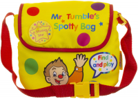Wholesalers of Mr Tumbles Sensory Seek And Find Spotty Bag toys image 2