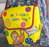 Wholesalers of Mr Tumbles Sensory Seek And Find Spotty Bag toys image 4