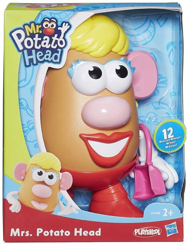 Wholesalers of Mrs Potato Head toys