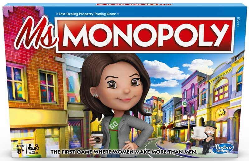 Wholesalers of Ms Monopoly toys