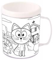 Wholesalers of Mug Colouring Farm Asst toys image 2