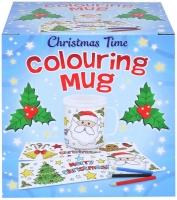 Wholesalers of Mug Colouring Xmas toys image