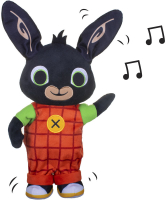 Wholesalers of Musical Statues Dancing Bing Soft Toy toys image 2