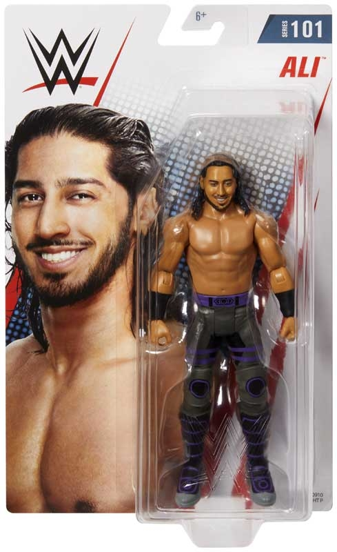 Wholesalers of Mustafa Ali Chase Figure toys