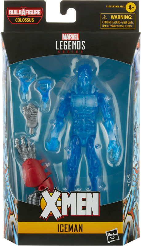 Wholesalers of Mvl Legends Classic Iceman toys