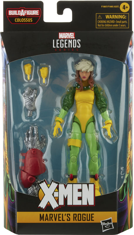 Wholesalers of Mvl Legends Classic Rogue toys