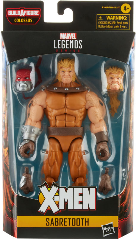 Wholesalers of Mvl Legends Classic Sabretooth toys