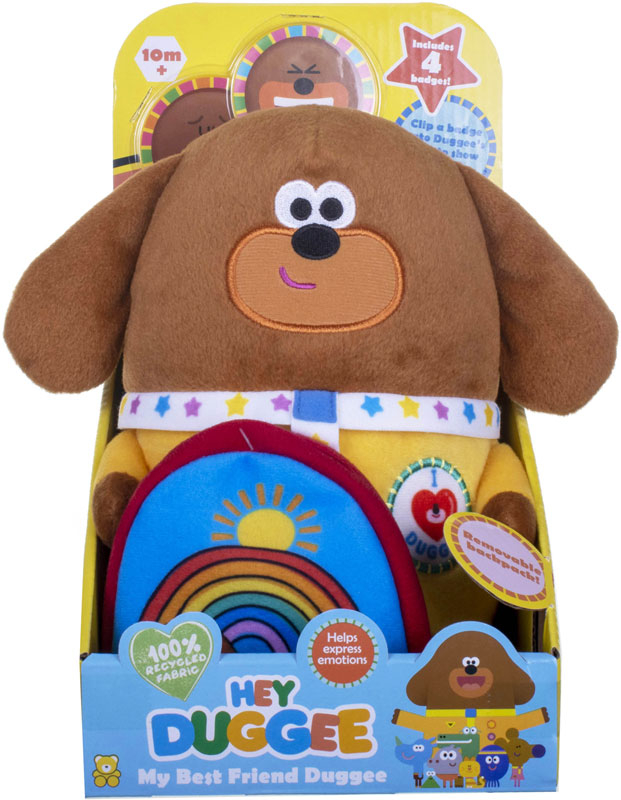 Wholesalers of My Best Friend Duggee Soft Toy toys