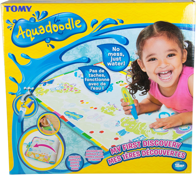 Wholesalers of My First Discovery Aquadoodle toys