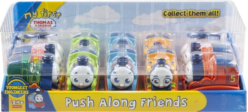 Wholesalers of My First Push Along Engines Cdu Asst toys