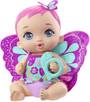 Wholesalers of My Garden Baby Feed And Change Baby Butterfly Doll toys image 3