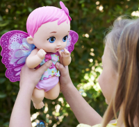 Wholesalers of My Garden Baby Feed And Change Baby Butterfly Doll toys image 4