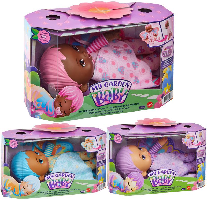 Wholesalers of My Garden Baby My First Baby Doll Asst toys