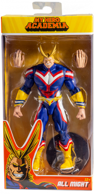 Wholesalers of My Hero Academia 7 Inch W1 - All Might toys
