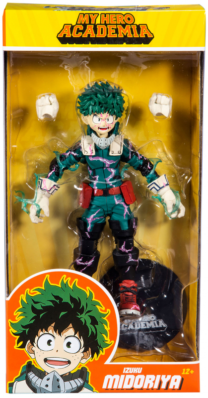 Wholesalers of My Hero Academia 7 Inch W1 - Midoriya toys