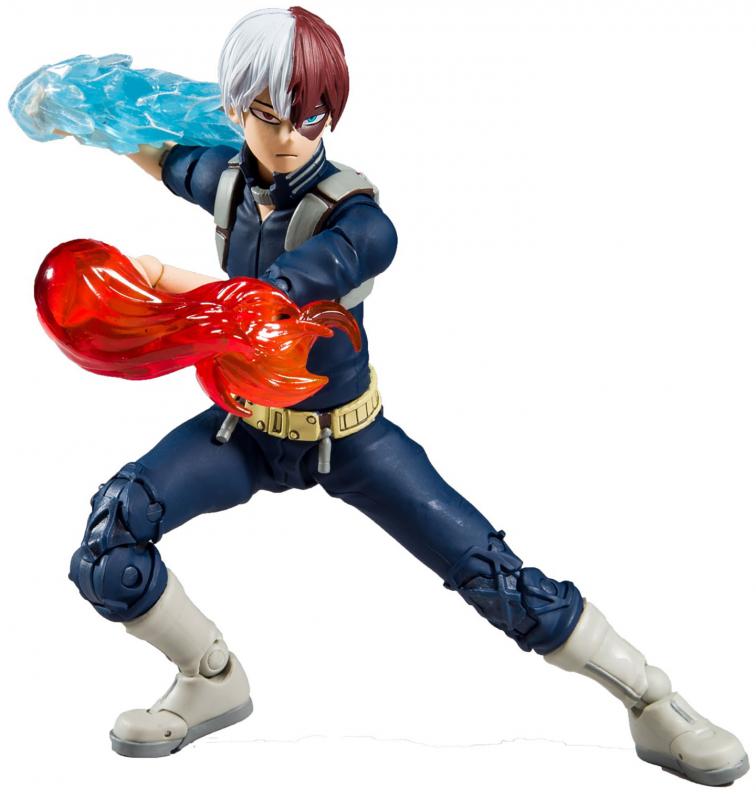 Wholesalers of My Hero Academia 7 Inch W2 - Shoto Todoroki toys